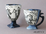 Cups, Goblets, Mugs